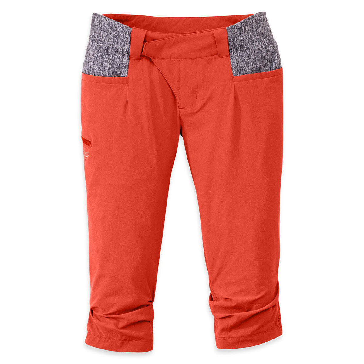 photo: Outdoor Research Ferrosi Knickers climbing pant