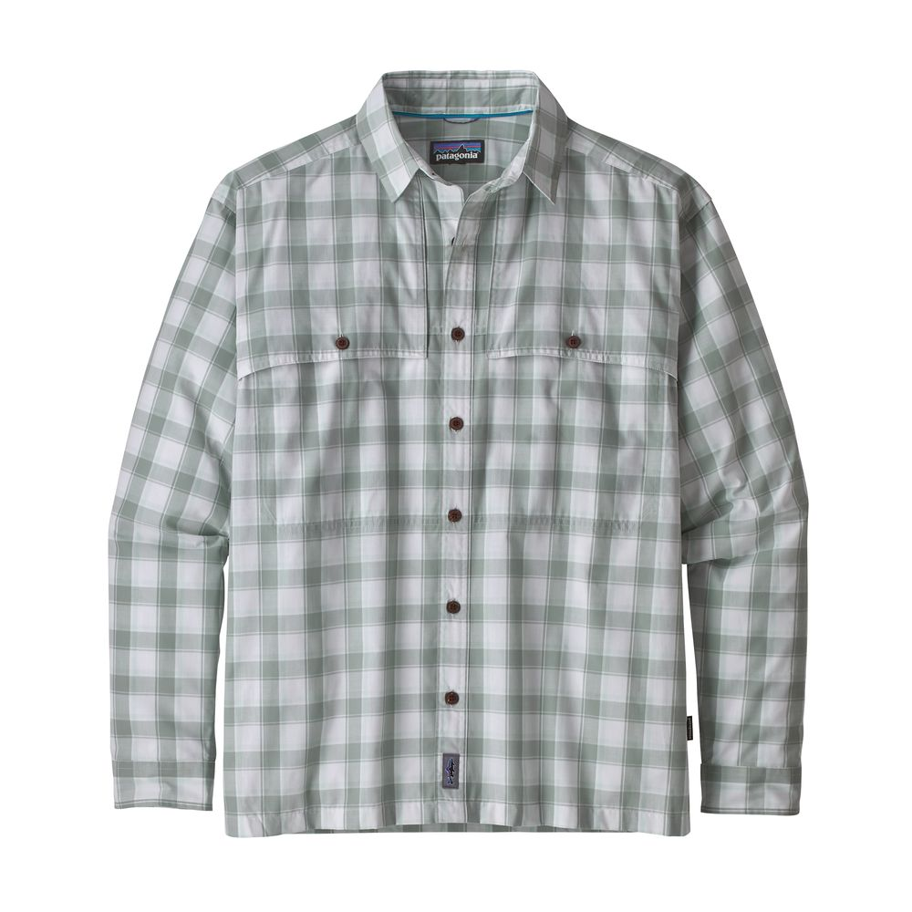 Patagonia Long-Sleeved Island Hopper II Shirt