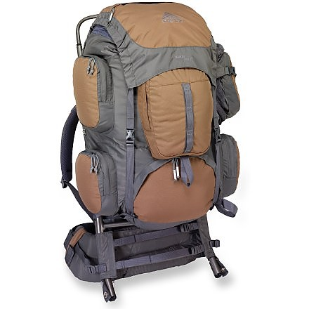 photo: Kelty Trekker 3900 ST external frame backpack