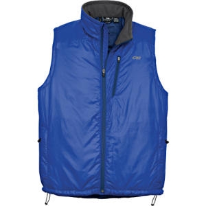 photo: Outdoor Research Fraction Vest synthetic insulated vest