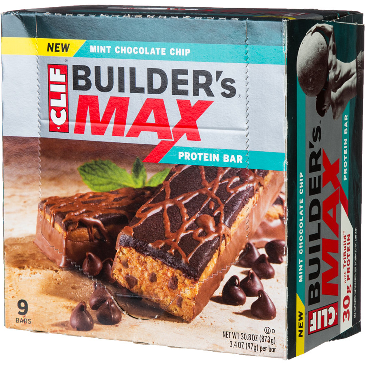 Clif Builder's MAX