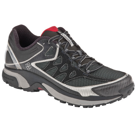 photo: Columbia Men's Ravenous Stability trail running shoe