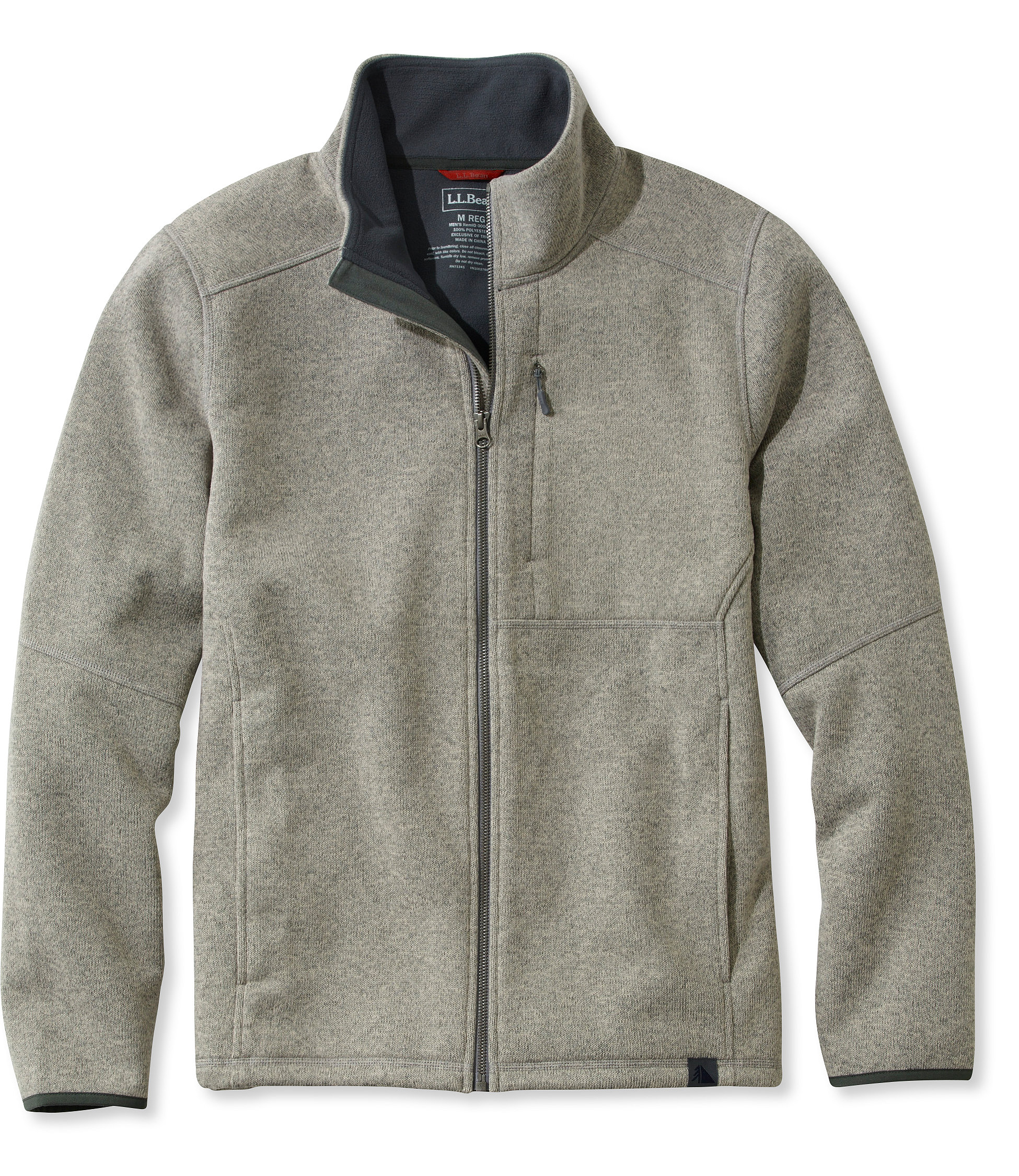 L.L.Bean Windproof Sweater Fleece