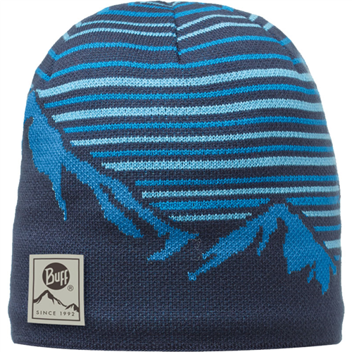 photo: Buff Knitted and Polar Hat winter hat