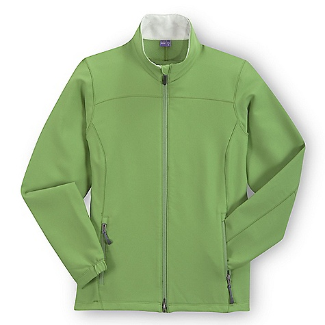 photo: Ibex Women's Tuck Jacket soft shell jacket