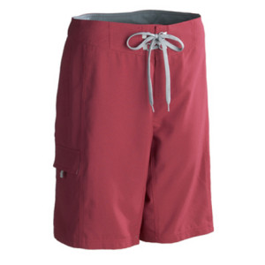 photo: Immersion Research Men's Fleece-Lined Guide Short paddling short