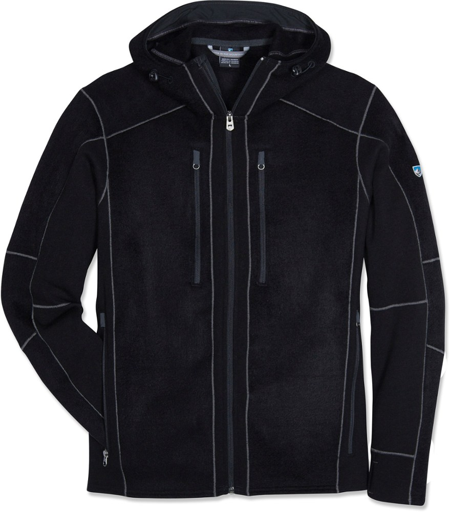 photo: Kühl Interceptr Hoody fleece jacket