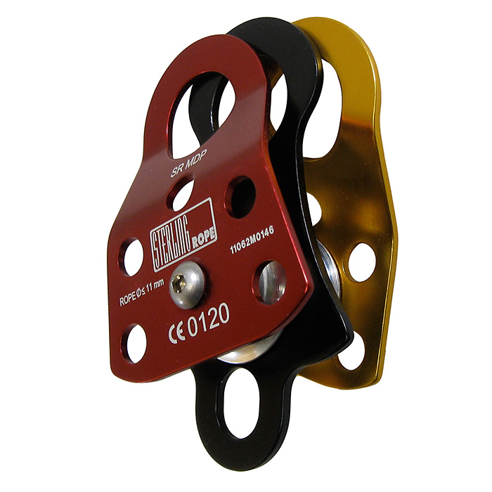 photo: Sterling Rope Mini Double Pulley pulley