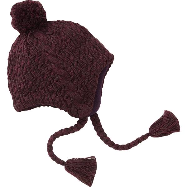 photo: Merrell Kinsella Peruvian Beanie winter hat