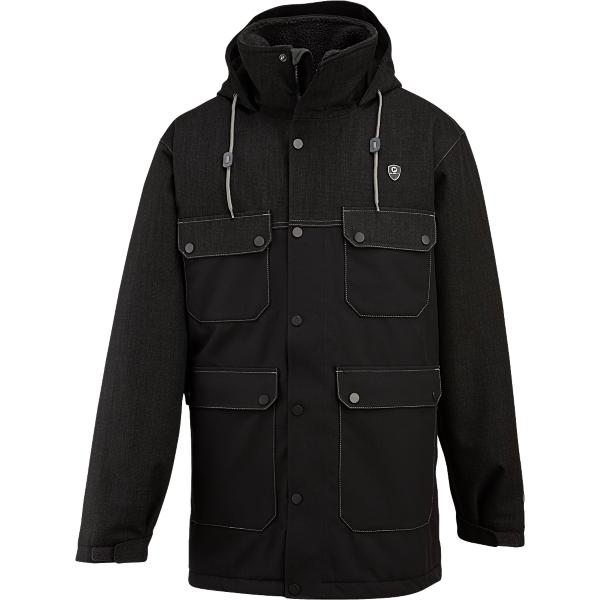 photo: Merrell Kinbrook synthetic insulated jacket