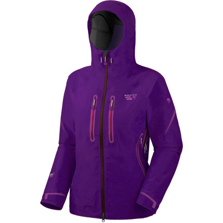photo: Mountain Hardwear Asteria Jacket waterproof jacket
