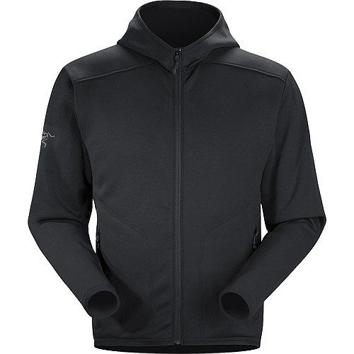 photo: Arc'teryx Fugitive Hoody fleece jacket