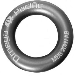 photo: Omega Pacific Rappel Ring bolt/anchor
