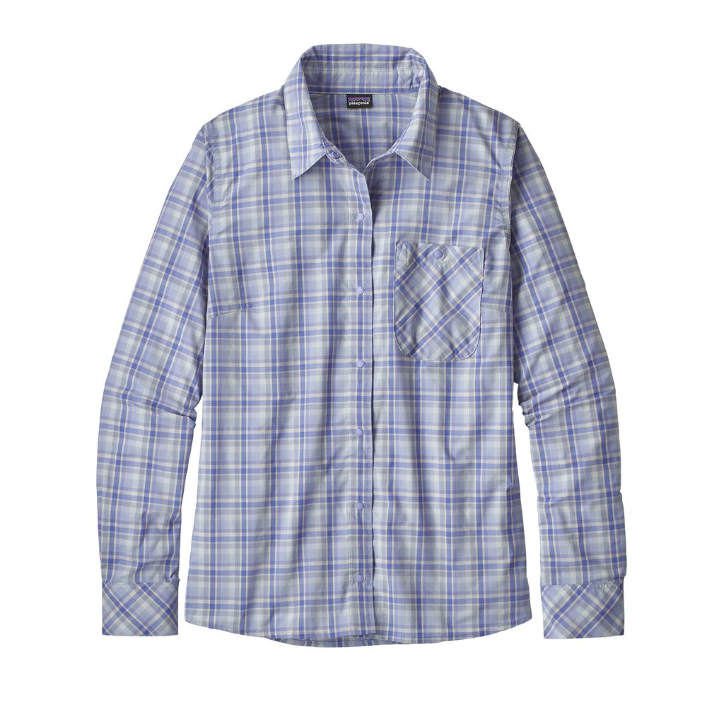 Patagonia Long-Sleeved Havasu Shirt