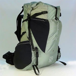 photo: Six Moon Designs Fusion 65 weekend pack (3,000 - 4,499 cu in)