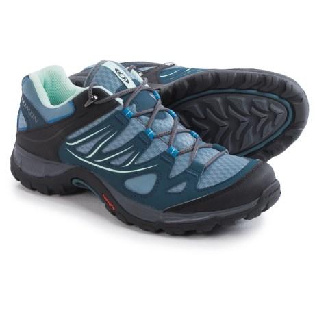 photo: Salomon Ellipse Aero trail shoe