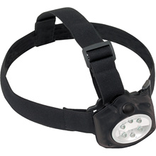 photo: Cyclops Helios-6 LED headlamp