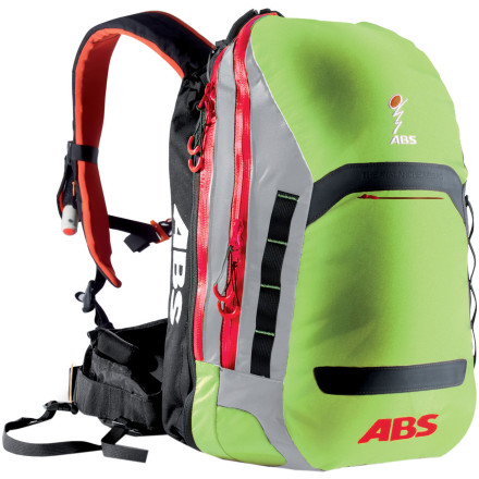 photo: ABS Powder 15 Backpack avalanche airbag pack