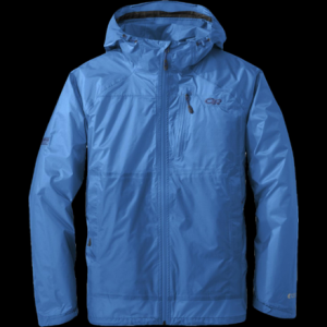 photo: Outdoor Research Men's Helium HD Jacket waterproof jacket