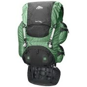 photo: Kelty Super Tioga 4900 external frame backpack