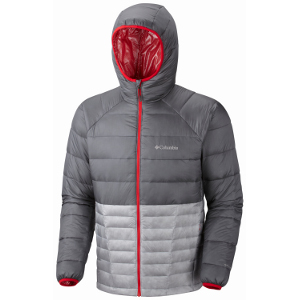 photo: Columbia Diamond 890 TurboDown Jacket down insulated jacket
