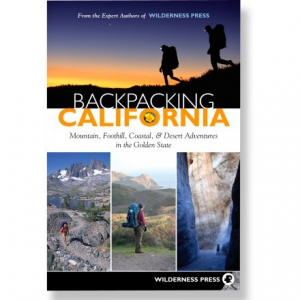 Wilderness Press Backpacking California