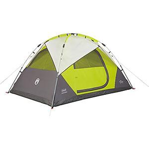 photo: Coleman 5-person Instant Dome Tent three-season tent
