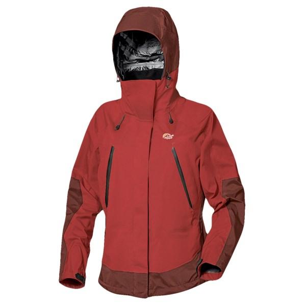 photo: Lowe Alpine Women's Flash Jacket waterproof jacket
