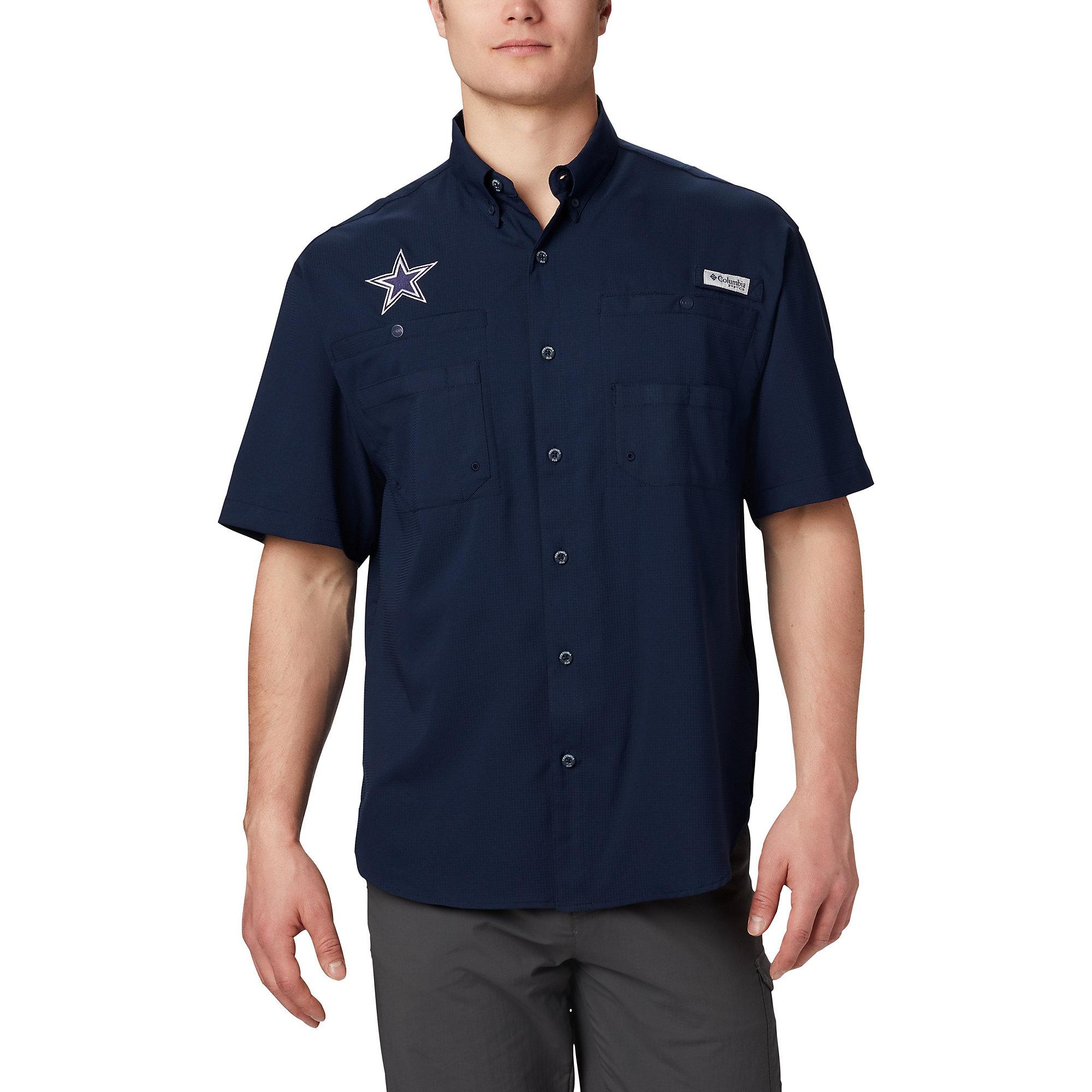 Columbia Omni-Dry Tamiami Short Sleeve Shirt