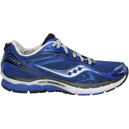 photo: Saucony Powergrid Triumph 9 Running Shoe trail running shoe