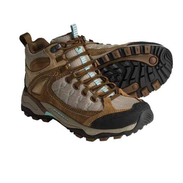 photo: Merrell Pandora Breeze Mid hiking boot
