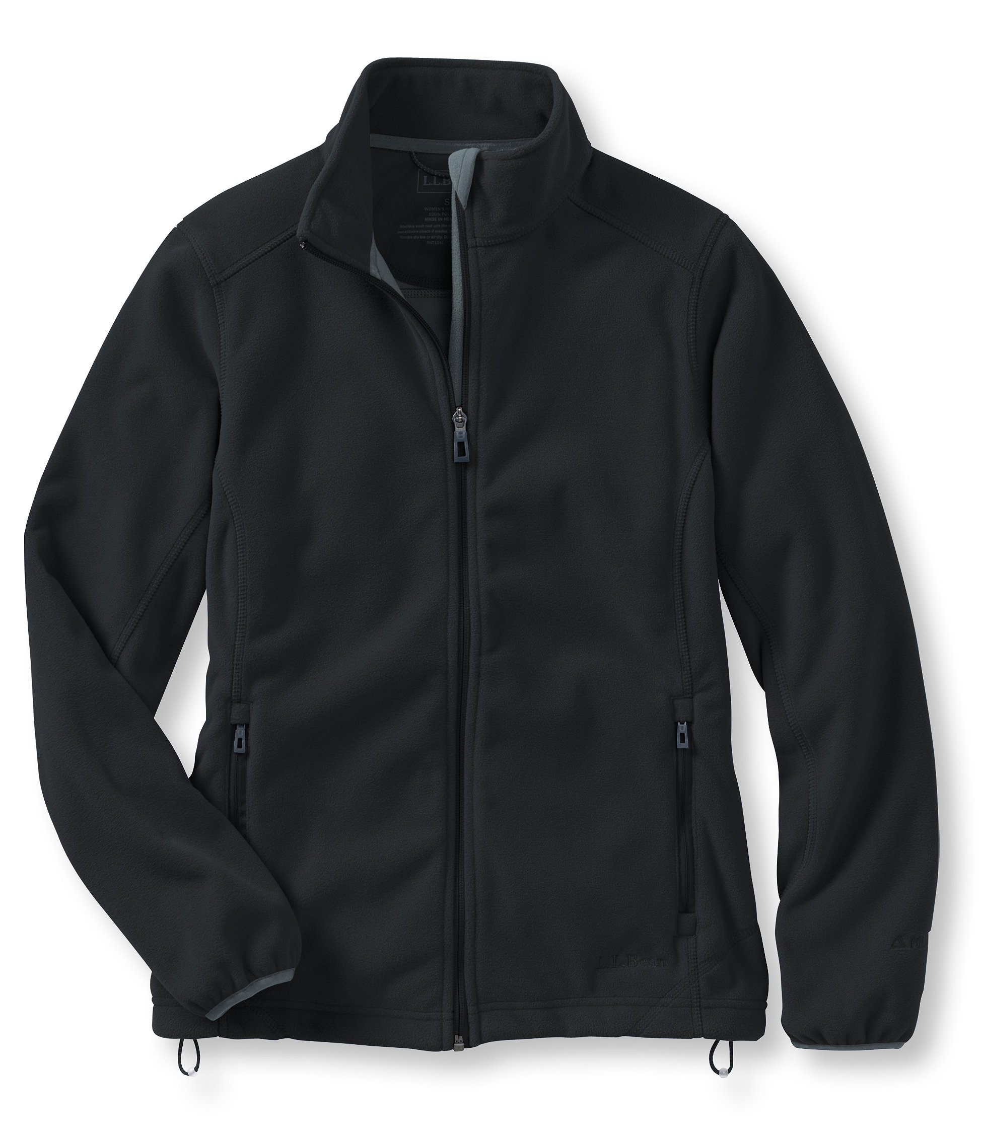 photo: L.L.Bean Women's Wind Challenger Fleece Jacket fleece jacket