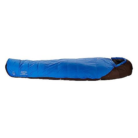 photo: Sierra Designs Trade Wind 15 3-season down sleeping bag