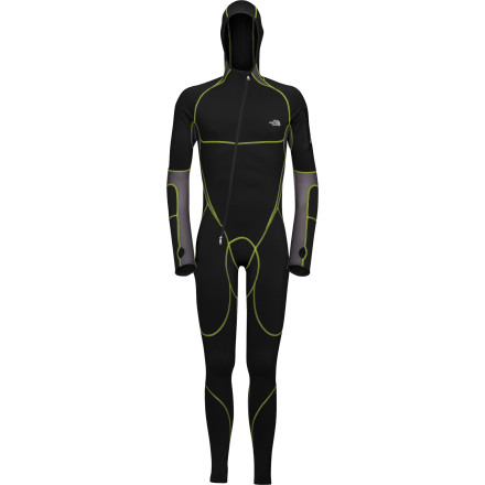 photo: The North Face Men's Ultra Onesie one-piece suit