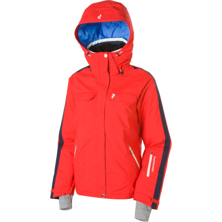 photo: Peak Performance Morzine Jacket snowsport jacket