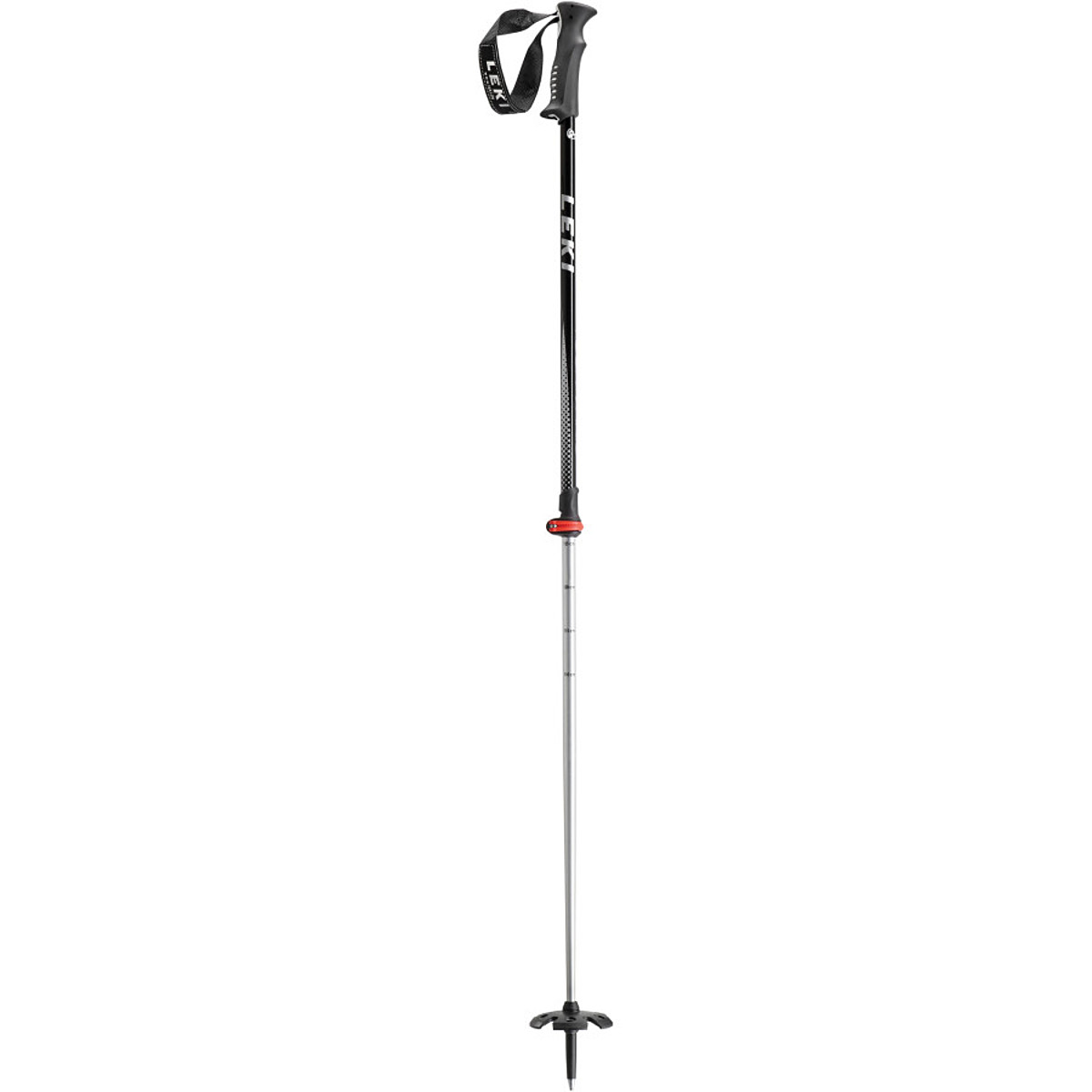 photo: Leki Tour Vario SpeedLock alpine touring/telemark pole