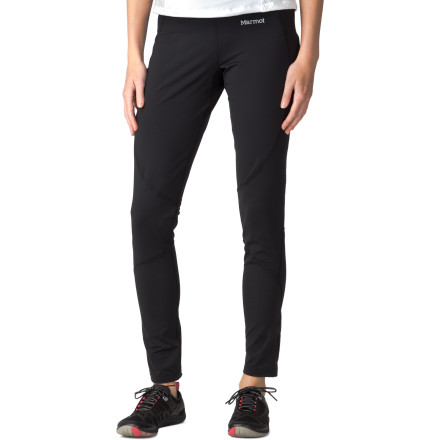 photo: Marmot Trail Breeze Tight performance pant/tight
