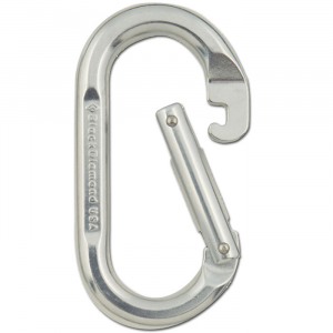 photo: Black Diamond Oval Carabiner non-locking carabiner