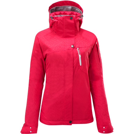 photo: Salomon Kids' Exposure Jacket snowsport jacket