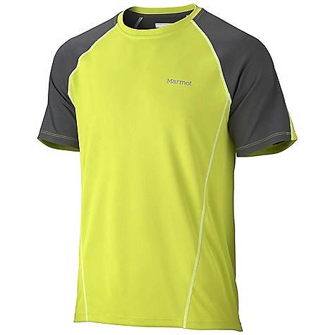 photo: Marmot Men's Agile SS short sleeve performance top