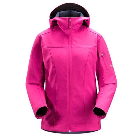 photo: Arc'teryx Women's Epsilon SV Hoody soft shell jacket