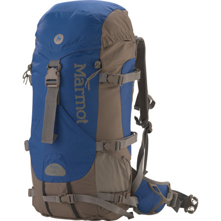 photo: Marmot Eiger 35 overnight pack (2,000 - 2,999 cu in)