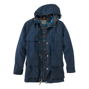 photo: Woolrich Wool-Lined Mountain Parka wool jacket
