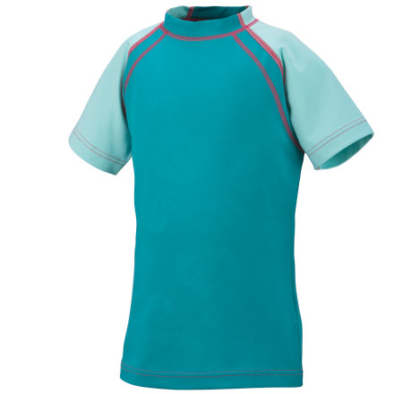 Columbia Sun Splasher Short Sleeve