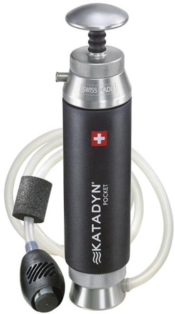 photo: Katadyn Pocket pump/gravity water filter