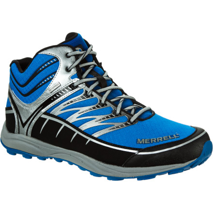photo: Merrell Mix Master Mid Waterproof trail shoe
