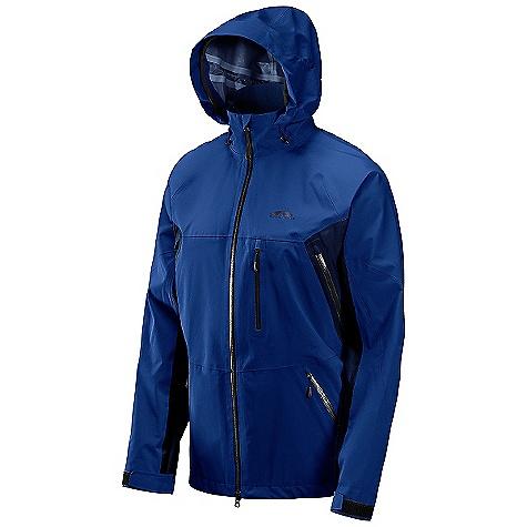 photo: GoLite Badlands Trinity 3-Layer Jacket waterproof jacket