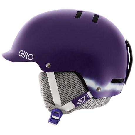 photo: Giro Vault snowsport helmet