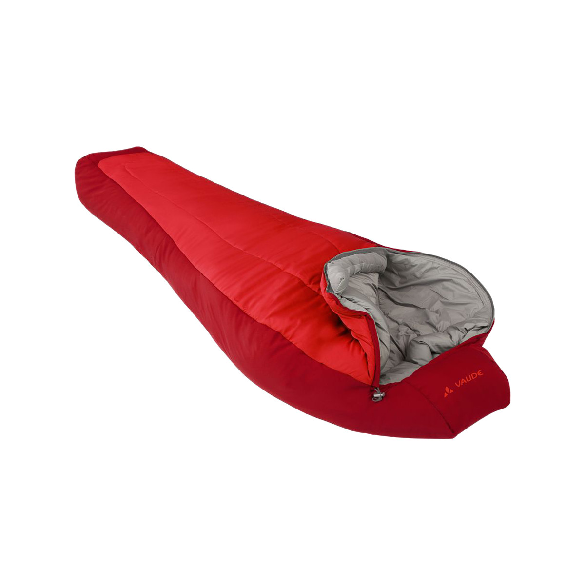 photo: VauDe Sioux 800 3-season synthetic sleeping bag