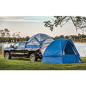 photo: Napier Sportz Link roof-top tent